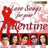Love Songs for Your Valentine by Various Artists