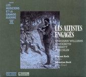 Les musiciens et la Grande Guerre, Vol. 7: Les altistes engagés by Vincent Roth