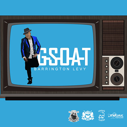 G.S.O.A.T. - Single von Barrington Levy