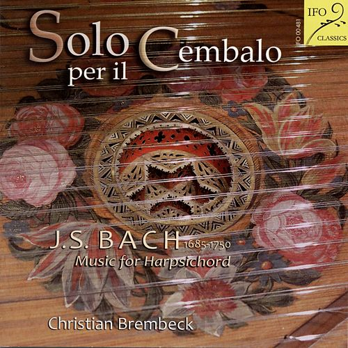 Solo per il cembalo (Music for Harpsichord) by Christian Brembeck