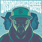 Distinguished Curse Words - EP by Frank Nitt