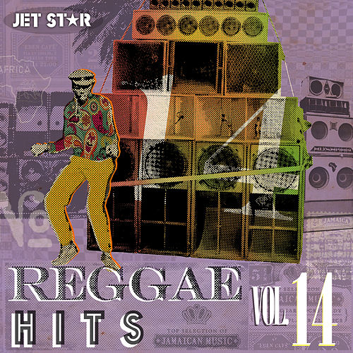 Reggae Hits, Vol. 14 by Various Artists