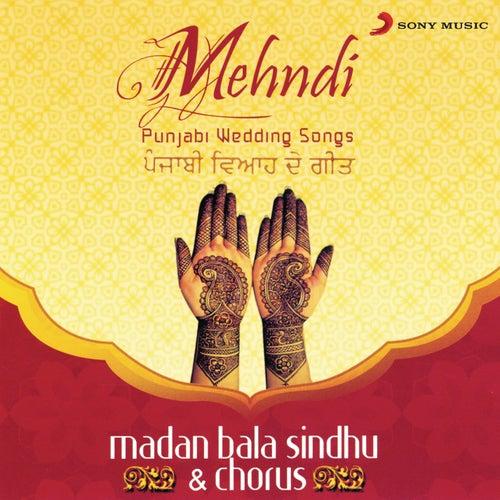Mehndi by Madan Bala Sindhu