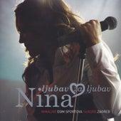 Ljubav za ljubav live by Nina Badric