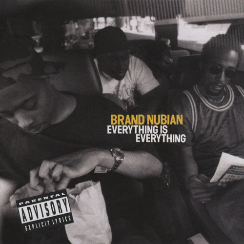 Play & Download Everything Is Everything by Brand Nubian | Napster