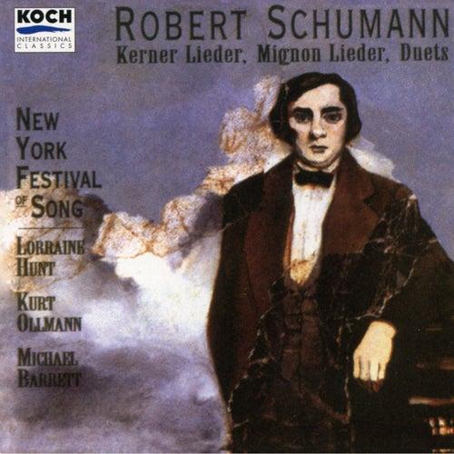 Play & Download Schumann by Lorraine Hunt Lieberson, Kurt Ollmann, Michael Barrett | Napster