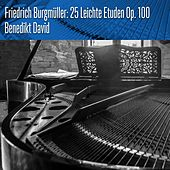 Friedrich Burgmüller: 25 Leichte Etuden Op. 100 by Benedikt David