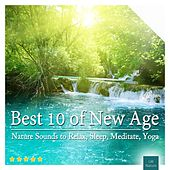 Best 10 of New Age | Nature Sounds to Relax, Sleep by Various Artists