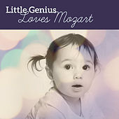 Little Genius Loves Mozart – Music for Brilliant, Calm Baby, Einstein Effect, Train Mind, Concentration, Instrumental Songs for Kids by Calm Children Collection