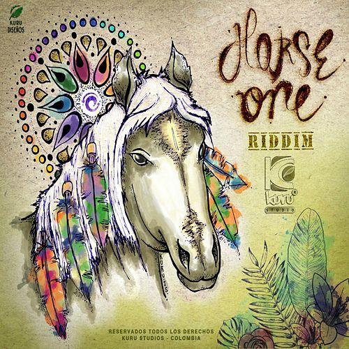 Horse One Riddim de Various Artists