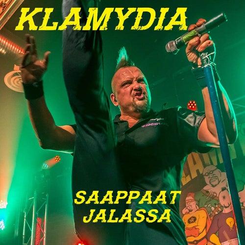 Saappaat jalassa - Single de Klamydia
