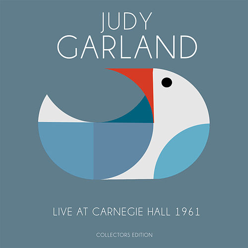 Live At Carnegie Hall April 1961 by Judy Garland