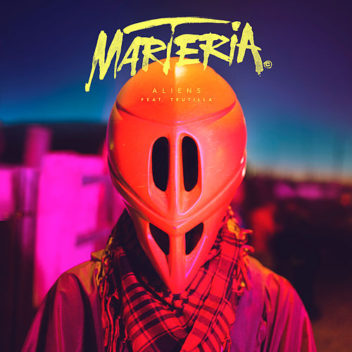 Aliens von Marteria