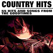 Country Hits (55 Hits and Songs from the Goodtimes) von Various Artists