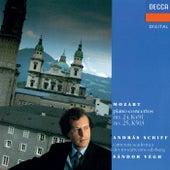 Mozart: Piano Concertos Nos. 24 & 25 by Camerata Academica des Mozarteums Salzburg