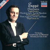 Play & Download Suppé: Overtures by Charles Dutoit | Napster
