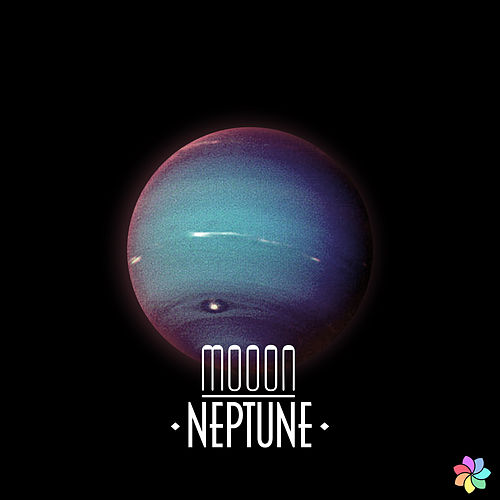 Neptune by Mooon
