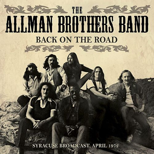 Back on the Road (Live) von The Allman Brothers Band