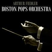 Arthur Fiedler meets Boston Pops Orchestra von Arthur Fiedler