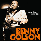 Play & Download New Time, New 'Tet by Benny Golson | Napster