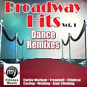 Broaday Hits Vol 1 (Non-Stop Mix for Treadmill, Stair Climber, Elliptical, Cycling, Walking, Exercise) by My Fitness Music