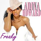 Play & Download Freaky by Adina Howard | Napster