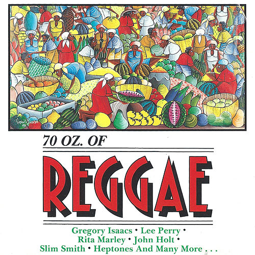70 Ounces of Reggae by Various Artists