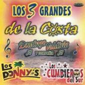 Play & Download Los 3 Grandes de la Costa by Various Artists   Napster