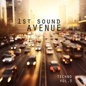 1st Sound Avenue, Vol. 3 - Techno de Various Artists