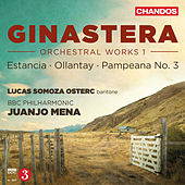 Ginastera: Orchestral Works, Vol. 1 by Various Artists