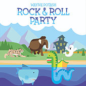 Rock and Roll Party by Wayne Potash