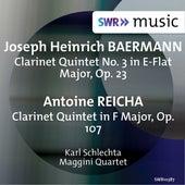 Baermann & Reicha: Clarinet Quintets by Karl Schlechta