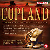 Copland: Orchestral Works, Vol. 1 – Ballets by BBC Philharmonic Orchestra