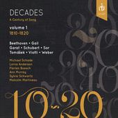Decades: A Century of Song, Vol. 1 (1810-1820) by Various Artists