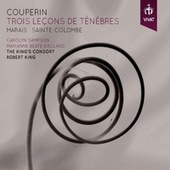 Couperin: 3 Leçons de tenébres by Various Artists