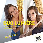 Play & Download Fantaisies by Duo Lumière | Napster