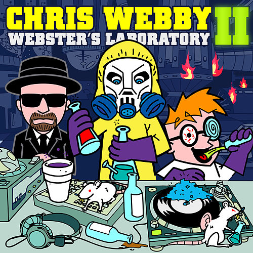 Play & Download Webster's Laboratory II by Chris Webby | Napster
