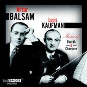 DVORAK: Piano Quartet No. 2 / Piano Trio No. 3 / Romantic Pieces / Concerto in D major for Violin, Piano and String Quartet (Kaufman) by Various Artists