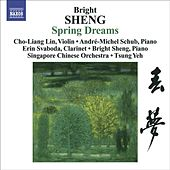 Play & Download Sheng, Bright: Spring Dreams/ Three Fantasies for Violin and Piano/ Tibetan Dance by Various Artists | Napster