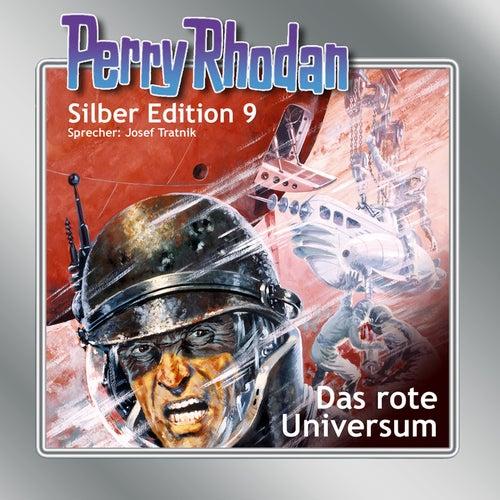 Das rote Universum - Perry Rhodan - Silber Edition 9 von Clark Darlton, K. H. Scheer, Kurt Mahr