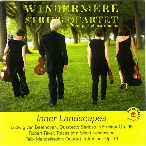 Play & Download Inner Landscapes by Windermere String Quartet | Napster