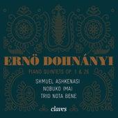 Play & Download Dohnányi: Piano Quintets Op. 1 & 26 by Nobuko Imai   Napster