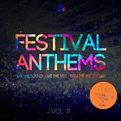Play & Download Festival Anthems Vol. 11 by Various Artists | Napster