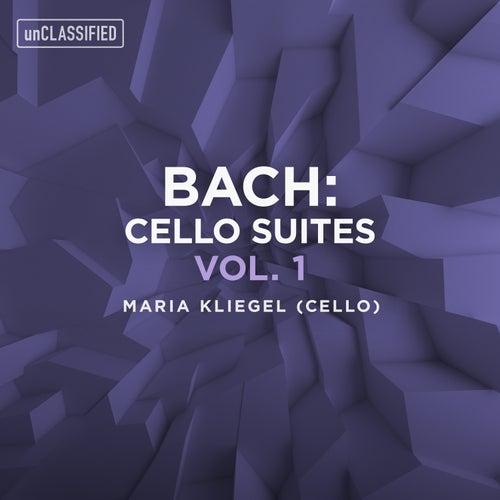 Bach: Cello Suites, Vol. 1 by Maria Kliegel