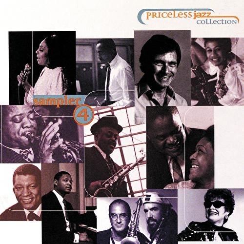 Play & Download Priceless Jazz Sampler #4 by Various Artists | Napster