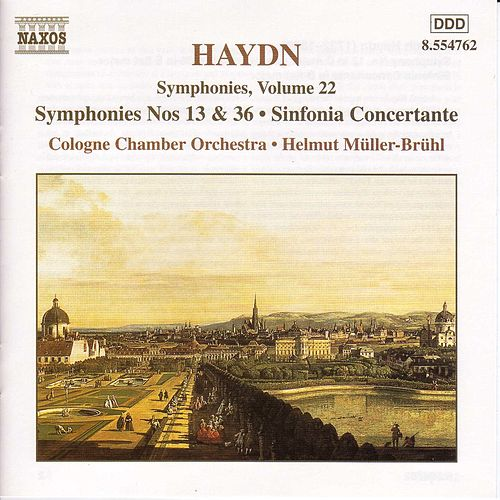 Play & Download Symphonies Nos 13 & 36 by Franz Joseph Haydn | Napster