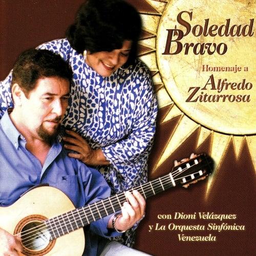 Play & Download Homenaje a Alfredo Zitarrosa by Soledad Bravo   Napster