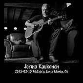 2015-02-15 Mccabe's Guitar Shop, Santa Monica, Ca (Live) by Jorma Kaukonen