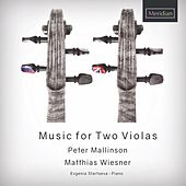 Music for Two Violas by Various Artists