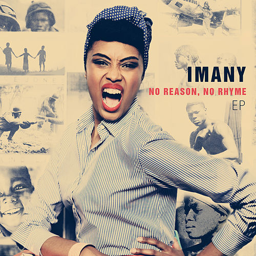 No Reason No Rhyme EP by Imany